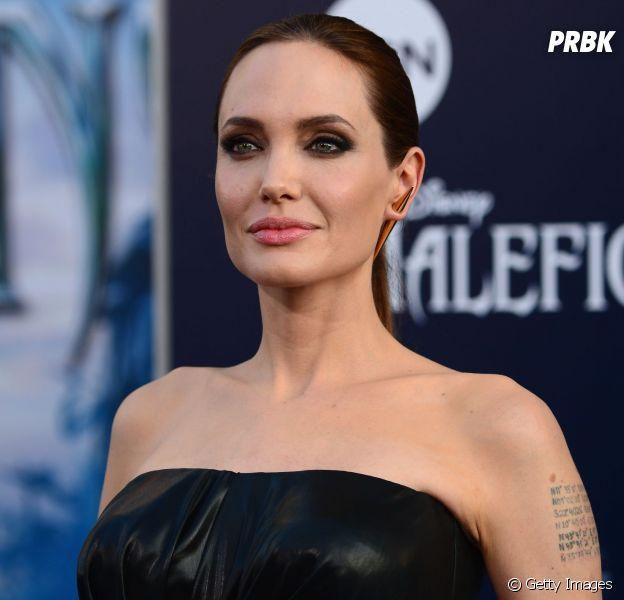 Aos 38 anos, Angelina Jolie pretende focar na carreira de diretora