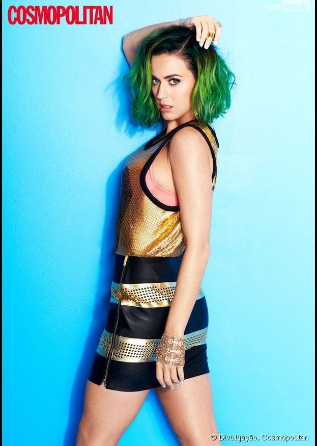 Katy Perry afirma que irá fazer música sobre relacionamento com John Mayer