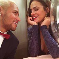 """Bruna Marquezine faz declaração para Neymar no dia do seu aniversário: """"Pro meu amor mais lindo"""""""