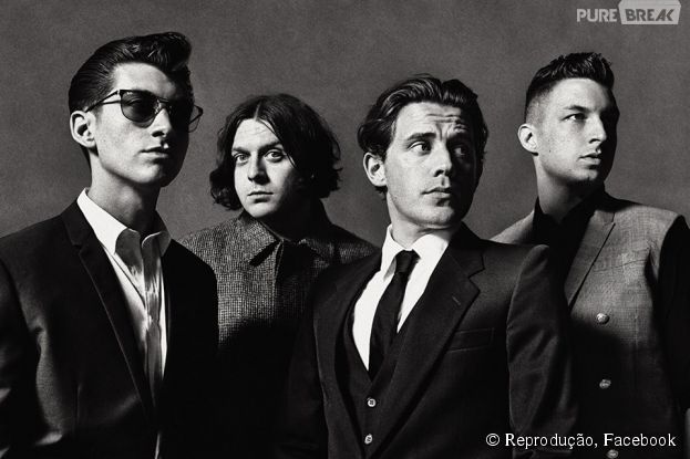 Arctic Monkeys vem ao Brasil em 2014