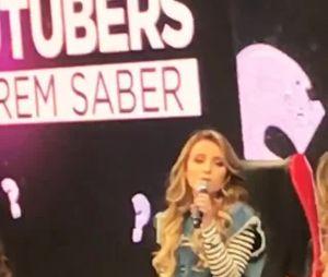 Larissa Manoela fala sobre pós-término da relação com João Guilherme