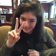 Lorde com música nova? Novo single da cantora deve chegar em março, de acordo com publicação!