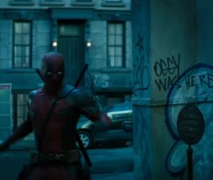 """Seria """"Oggy was here"""" uma referência a Thor no teaser de """"Deadpool 2""""?"""