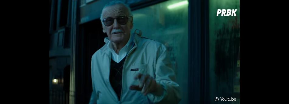 """Stan Lee nunca pode deixar de aparecer nos filmes dos quadrinhos da Marvel e não foi diferente em """"Deadpool 2"""""""