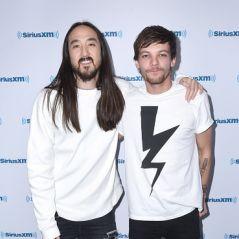"""Louis Tomlinson, do One Direction, lança clipe para a música """"Just Hold On"""", parceria com Steve Aoki"""