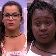 """Do """"BBB17"""":  Emilly ou Roberta, quem deve sair no próximo paredão do reality show?"""