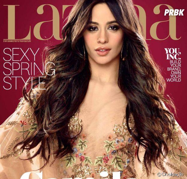 Camila Cabello, capa da revista Latina, fala sobre Fifth Harmony e Taylor Swift