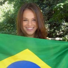 """Bruna Marquezine está empolgada com Neymar na abertura da Copa: """"Torcer muito"""""""