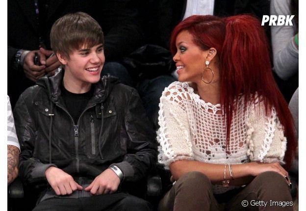 Justin Bieber e Rihanna deveriam fazer uma música juntos