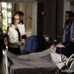 """Em """"Geração Brasil"""": Megan dá a notícia da morte de Maria e Brian se desespera"""