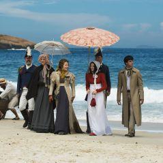 """Novela """"Novo Mundo"""": Agatha Moreira, Rodrigo Simas e mais atores dão conselhos para seus personagens"""