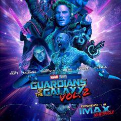"""De """"Guardiões da Galáxia 2"""": sequência do mega sucesso ganha poster e fotos novas!"""