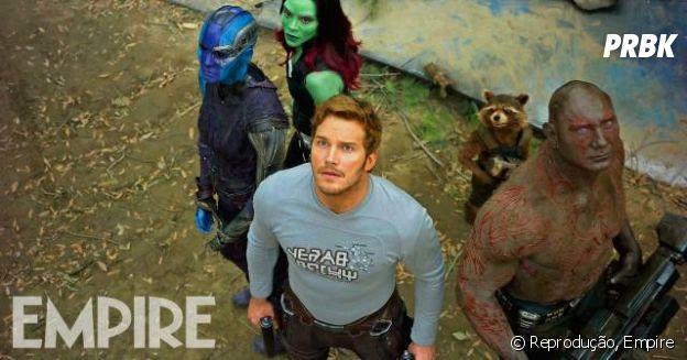 """""""Guardiões da Galáxia 2"""" será o primeiro filme da Marvel em 2017!"""