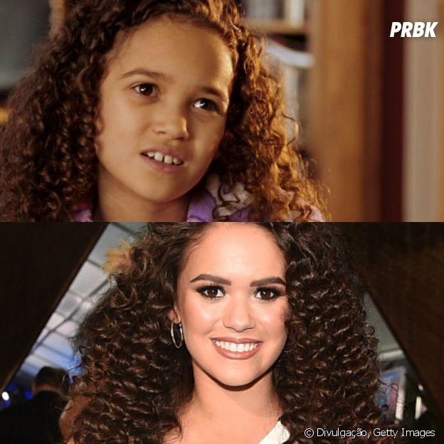 A pequena Sophie Martinez (Madison Pettis) tá maravilhosa!