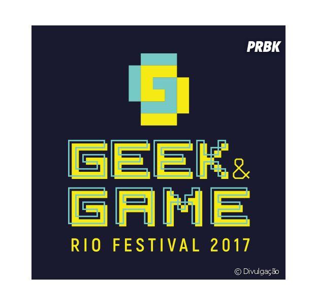 Fique por dento de tudo o que vai rolar na Geek & Game Rio Festival 2017!