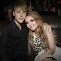 Larissa Manoela apaga João Guilherme Ávila de foto e coloca Justin Bieber no lugar!