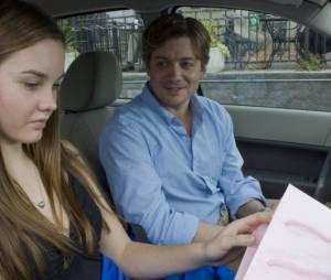 """Liana Liberato em cena de """"O Melhor de Mim"""", adaptação do livro de Nicholas Sparks"""