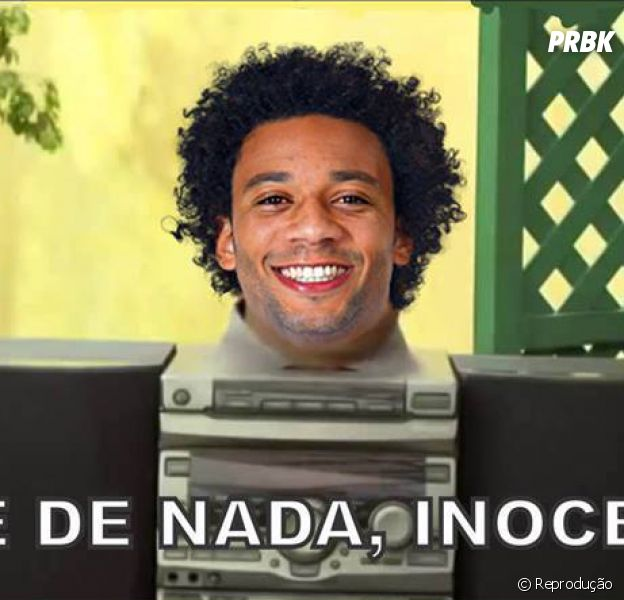 Neymar ou Marcelo? Eis a questão...