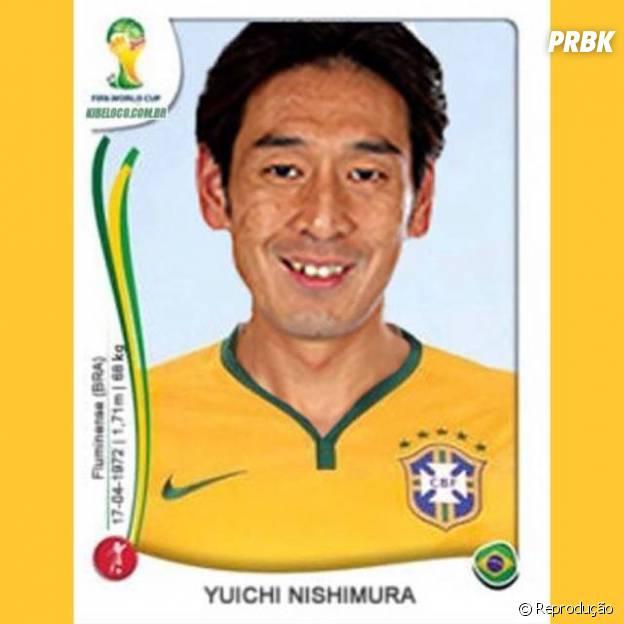 Novo jogador japonês do Brasil