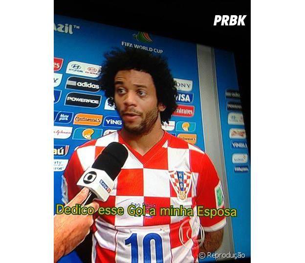 Entrevista com o melhor jogador da Croácia.