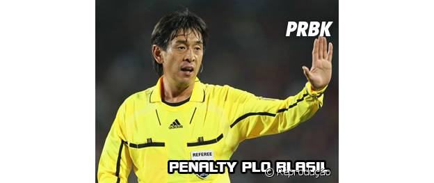 Penalty plo Blasil