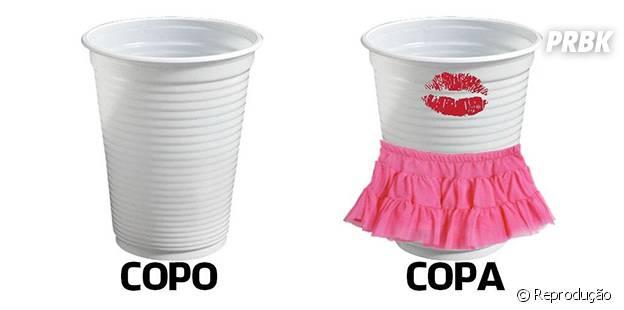 O copo e a Copa