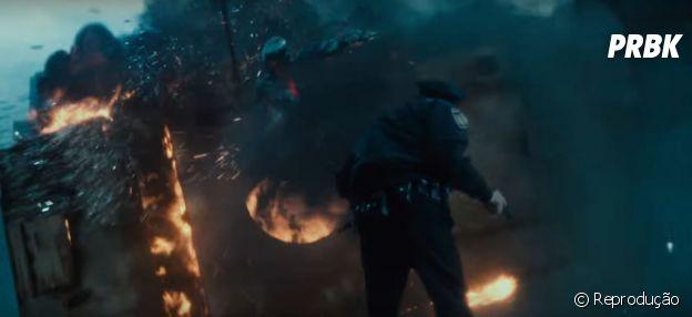 """De """"Liga da Justiça"""": assim como nos quadrinhos, a DC Comics vai mostra a origem do Ciborgue (Ray Fisher)"""