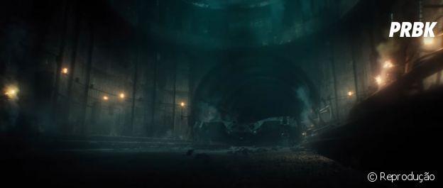 """Em """"Liga da Justiça"""": Batman (Ben Affleck) ganhará um novo veículo! DC Comics mandou bem, hein!"""