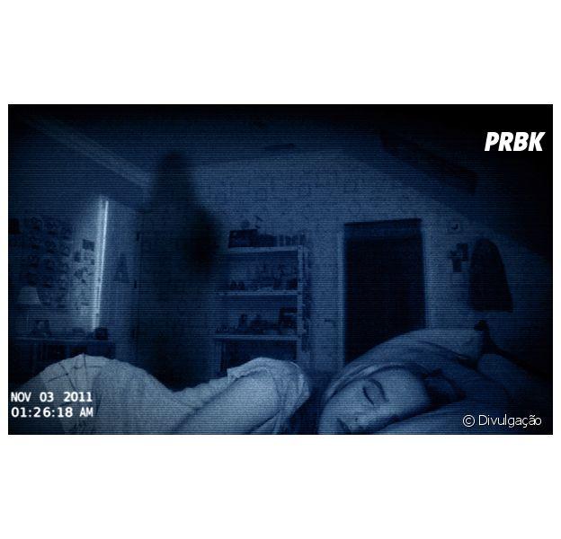 """""""Atividadade Paranormal"""" tirou o sono de muita gente por aí!"""