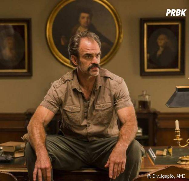 """De """"The Walking Dead"""":Steven Ogg (Simon) entra para o elenco regular da série"""