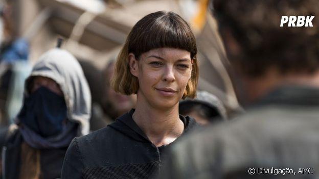 "De ""The Walking Dead"":Pollyanna McIntosh (Jadis) será regular na próxima temporada"