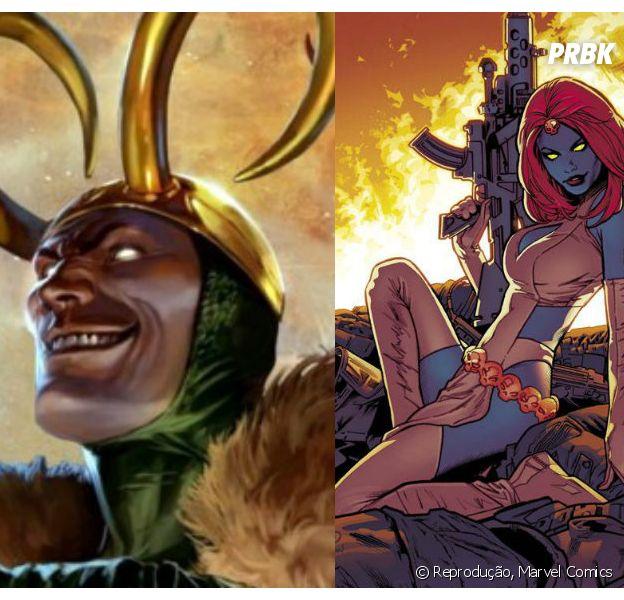 Confira os vilões da Marvel que merecem um filme solo!