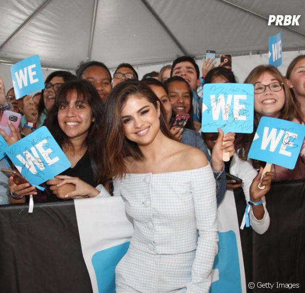 Selena Gomez revela que está preparando algo novo!