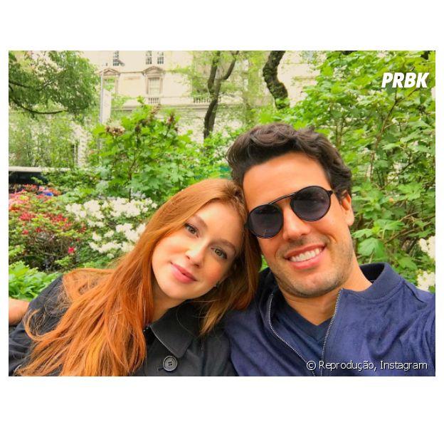 Marina Ruy Barbosa conta detalhes sobre seu casamento com Xandinho Negrão!