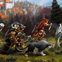 "No game ""The Settlers: Kingdoms of Anteria"": construa cidades em tempo real"