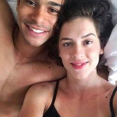 """Sophia Abrahão faz aniversário de 26 anos e ganha homenagem de Sérgio Malheiros: """"Eu amo você"""""""