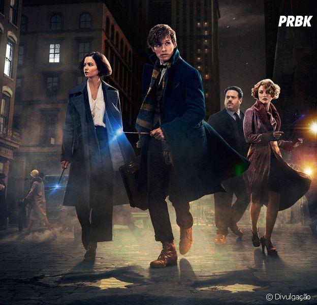 """J.K Rowling acabou de escrever """"Animais Fantásticos e Onde Habitam 2""""!"""