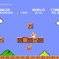 """Jogador zera game """"Super Mario Bros"""" em menos de 5 minutos"""