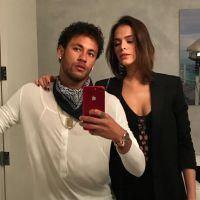 """Bruna Marquezine e Neymar Jr. se reencontram em Nova York e posam juntos: """"My life"""""""