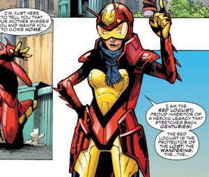 Conheça Red Locust, personagem da Marvel inspirada no Chapolin Colorado!
