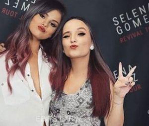Larissa Manoela pensa em fazer parceria com Selena Gomez!