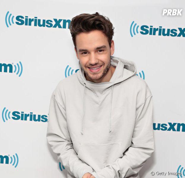 "Liam Payne, do One Direction, se apresenta no ""The Tonight Show Starring Jimmy Fallon"""