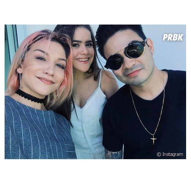 Com Maisa Silva, Priscilla Alcântara e Yudi Tamashiro: quantos playstations vale essa foto?