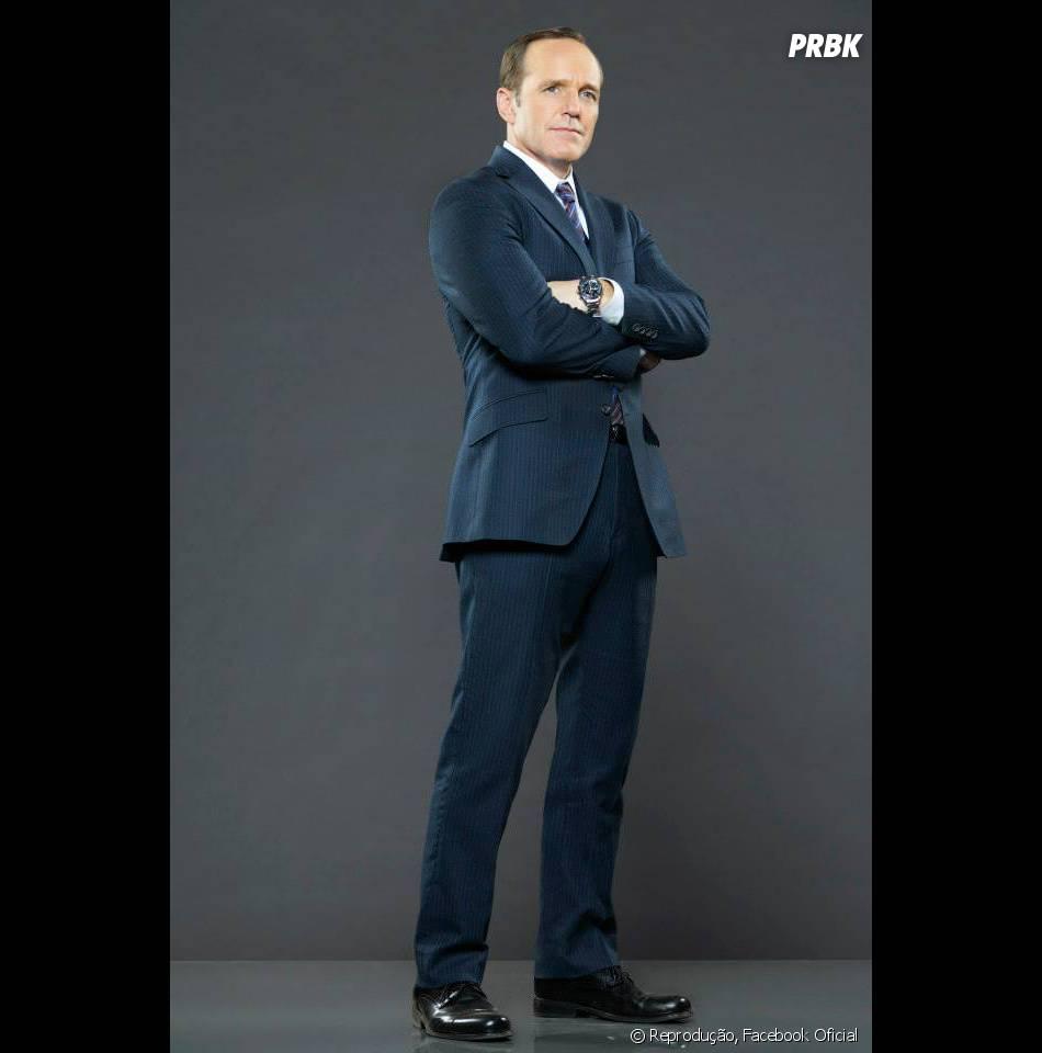 Phil Coulson está de volta!