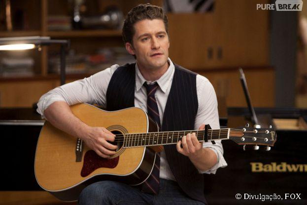 """Ator de """"Glee"""",Matthew Morrison, revela que próxima temporada será mais curta"""