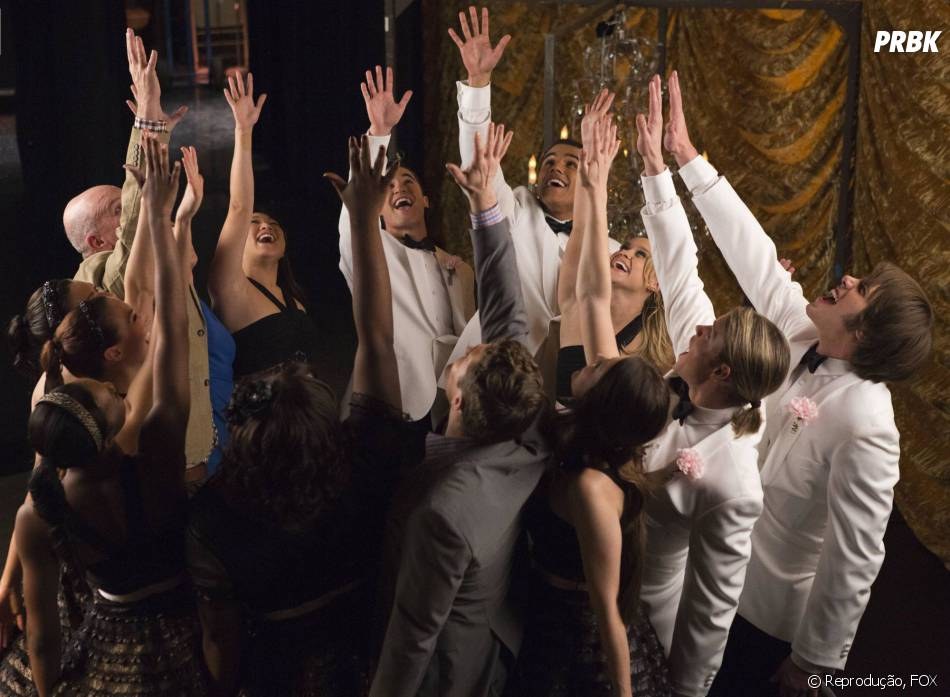 """New Directions da série """"Glee"""" vai conseguir voltar ao brilho incial da série?"""