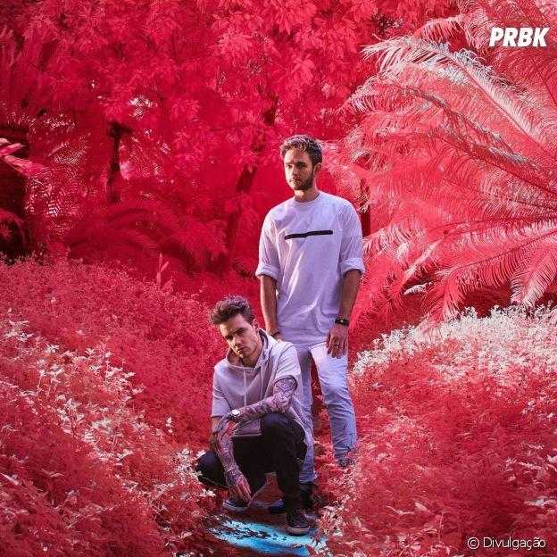 O que falar desse ensaio fotográfico com Liam Payne e Zedd? Será que vem clipe por aí?