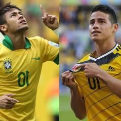 Neymar (Brasil) ou James Rodríguez (Colômbia)?! Quem será o artilheiro da Copa?