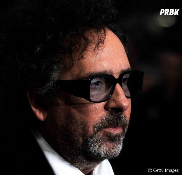 """Tim Burton é o criador de sucessos como """"Edward Mãos de Tessoura"""""""
