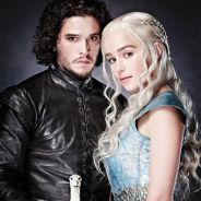 "De ""Game of Thrones"": Emilia Clarke e Kit Harington falam sobre a química entre Jon Snow e Daenerys"